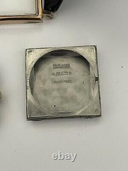 ANCIENNE MONTRE ZENITH AUTOMATIQUE calibre 2532 PC ZENITH Cal. 2532pc