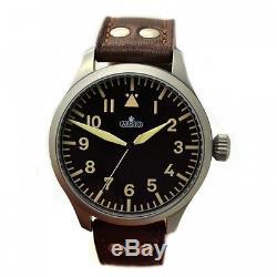 ARISTO, Montre hommes 3H143A vintage Beobachter, Montre d'aviateur, Automatique