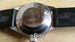 AURORE WATCH Super 1000 montre Automatique Plongée sous marine Diver ancienne