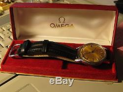 Ancienne Montre Omega Automatique Seamaster Homme