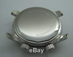 Boitier Acier Compressor Cadran Aiguilles Pour Mouvement Automatique Miyota 8215