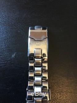 BREITLING hommes SUPEROCEAN 1000m Automatique Acier Inoxydable Montre-bracelet