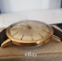 Belle montre ZENITH automatique 2600 montre ZENITH ancienne HOMME