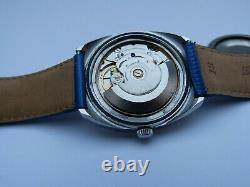 Belle montre ancienne automatique Michel Herbelin, Hight Frequency
