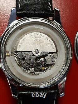 Belle montre homme LIP Automatique JUMBO jour date + boîte