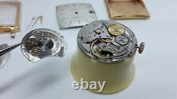 Belle montre vintage automatique ETERNA-MATIC CENTENAIRE (cal. 1438U) Révisée