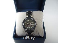 Beuchat Abyss Montre De Plongee 300m Automatique Diver Watch Eta 2824 Nos