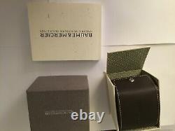 Bijoux de luxe, montre homme automatique à complications de Beaume et Mercier