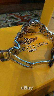 Breitling Colt automatique etat exceptionnel