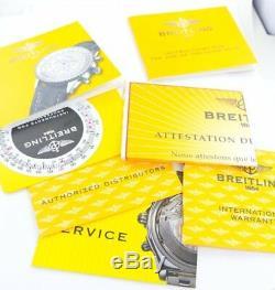 Breitling Navitimer Montbrillant A41330 Chronographe Montre Automatique pour