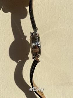 Breitling Navitimer Montbrillant Acier Automatique Montre Hommes A35330
