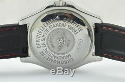 Breitling Superocean 2 Montre Automatique pour Homme A17364 41mm Beau État