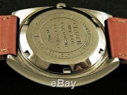 CITIZEN 8200A montre automatique homme 1980 CIT1021