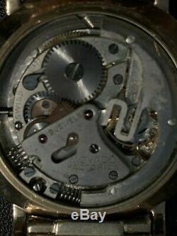 Cartier. Montre Bracelet d'Homme En Or Jaune, Mouvent automatique Movado