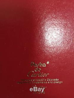 Cartier Pasha Automatique 38mm or