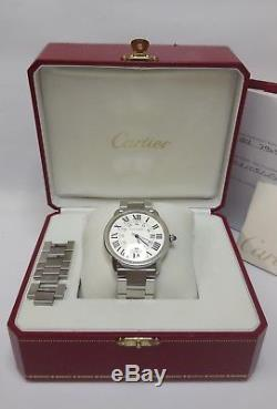 Cartier Ronde Solo Extra Large 42mm Automatique