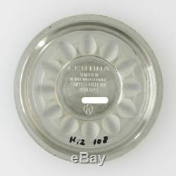 Certina DS Plongeur 346.825 Automatique Automatique Vintage Montre 597ms Révisée