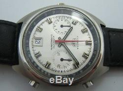 Chronographe Heuer Carrera Automatique Cal. 12 De 1970 Cp1