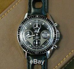 Chronographe YEMA automatique Flygraf Edition limitée