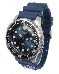 Citizen Promaster DIVER montre hommes montre de plongée automatique ny0040-17l