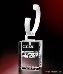 Citizen Promaster X Godzilla S. P NY0080-39H Limitée Modèle Automatique Montre