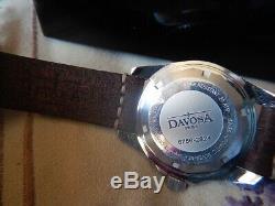 Davosa Ternos Diver 200m Lunette Ceramic Chocolat Automatique Cal. Eta 2824