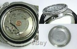 Dodane 503305 Ss 1960's Automatique Automatique Calibre 4612A Boîtier 41.5mm