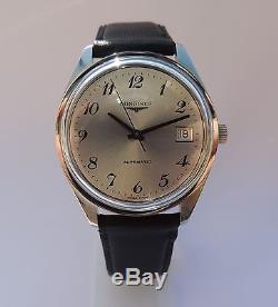 Elégante et belle montre LONGINES automatique des années 70