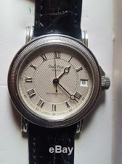Exceptionnelle montre suisse Paul Picot automatique