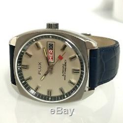 FLUX montre automatique calibre ETA 2790