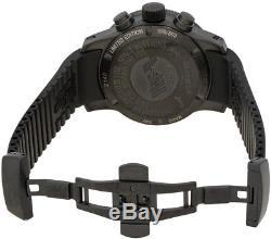 Fortis B-42 Noir Mars 500 Automatique Chrono Montre Hommes Édition Limitée