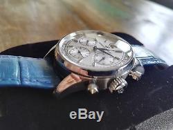 GIRARD Perregaux 49480, chrono, 38mm, automatique, boite, papiers, état neuf