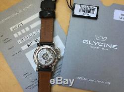 Glycine 3918 Airman 18 Purist Automatique 39mm (Neuve / new)
