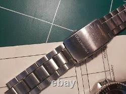 Hamilton Khaki Navy Scuba Automatique 41mm Day & Date Homme Montre