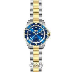 Invicta Pro Diver Homme Bracelet Acier Inoxydable Automatique Montre 9938ob