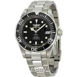 Invicta Pro Diver Homme 40mm Bracelet Acier Inoxydable Automatique Montre 8926