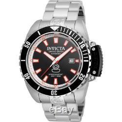 Invicta Pro Diver Homme Bracelet Acier Inoxydable Automatique Montre 21785