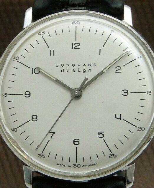Junghans Maxville Handwind 27.3701.902 Main Automatique Homme Montre