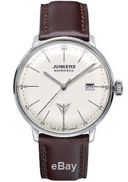 Junkers Bauhaus Montre Automatique pour Hommes 6050-5
