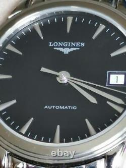 LONGINES FLAGSHIP Acier Automatique Montre habillée homme L4.717 calibre L619.2