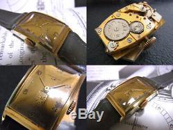 Lip T18 Vintage Ancien 591ms Chrono Montre Main Automatique Révisée