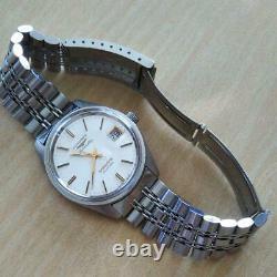 Longines Admiral 5 Star Date Automatique Vintage Hommes Montre wl35778