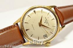 Montre Ancienne Baume & Mercier Geneve Baumatic Automatique Vintage Watch