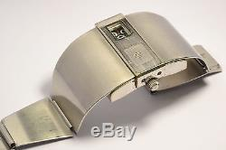 Montre Ancienne Lip Bashmakov Automatique Acier Cal R879 Vintage Watch