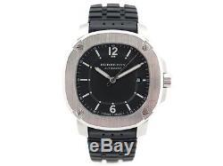 Montre Burberry The Britain Bby1203 Automatique 40 MM Acier Homme Watch 1650