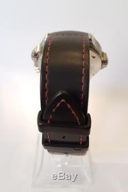 MONTRE HAMILTON Khaki Sub Navy Gmt automatique H776350 HAMILTON ETA 2893
