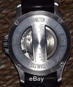 Montre Homme Hamilton Khaki Automatique Aviation