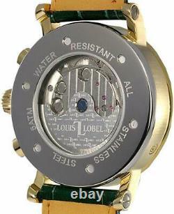MONTRE HOMME Louis Lobel Le Duc. Remontage Automatique avec Date. 199,00 NEUVE