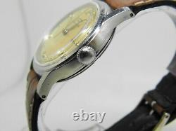 MONTRE TISSOT automatique a butées 28.5-21 vers 1940-1950 vintage tissot bumper