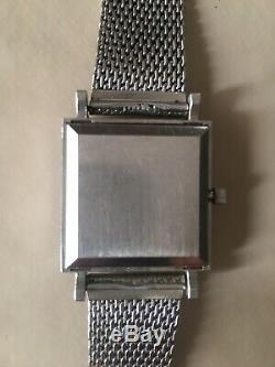 MONTRE ZENITH RESPIRATOR AUTOMATIQUE FONCTIONNE Zenith Respirator Watch